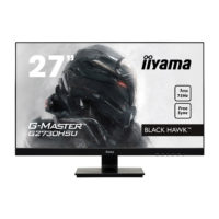 IIYAMA 27 LED - G-MASTER G2730HSU-B1 BLACK HAWK - écran gaming pour jeux