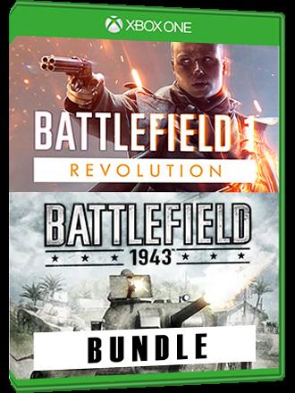 battlefield 1 revolution 1943 pas cher