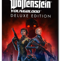 wolfenstein youngblood deluxe edition pas cher