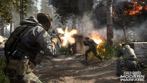 Quelle configuration Gaming pour Call Of Duty Modern Warfare