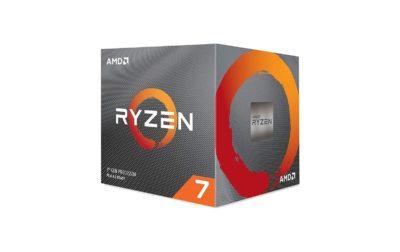 processeur AMD Ryzen 7 3800X 3.80 GHz