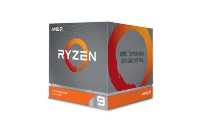 Processeur AMD Ryzen 9 3900XT 3,90 GHz